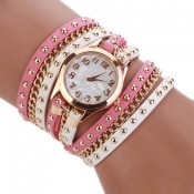 2015-New-Colorful-Multilayer-Rivet-Faux-Leather-Band-Wrap-Bracelet-Wrist-Watch-Women-2J1O