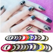 30pcs-Mixed-Colors-Rolls-Striping-Tape-Line-Nail-Art-Tips-Decoration-