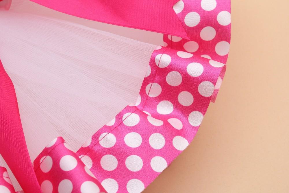 d105d1084fa ΦΟΥΣΤΕΣ ΤΟΥΤΟΥ: Φούστα Τουτου με Ροζ Πουα και Φιόγκο